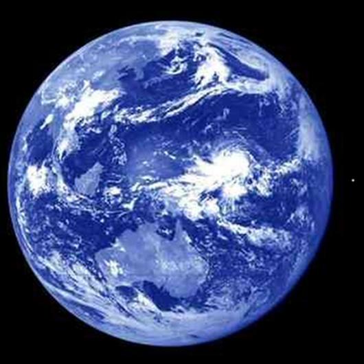 宇宙ステーションの距離
