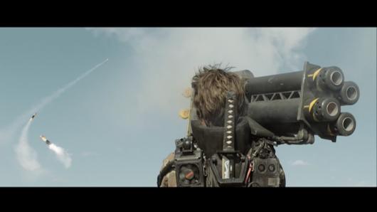 エリジウムのロケット・ランチャー