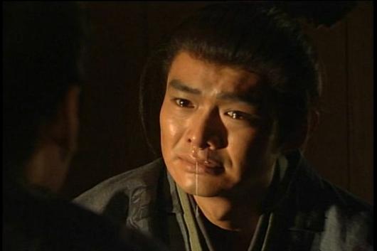 渡部篤郎、今度は右から鼻水