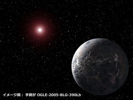 OGLE-2005-BLG-390Lb