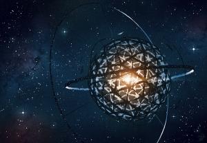 ダイソン球イメージ図その2