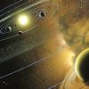 太陽系、銀河、宇宙の大きさを図で表してみる(その1)